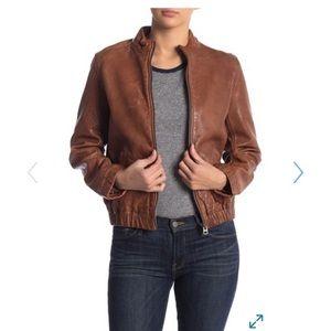Lucky brand Anna leather jacket